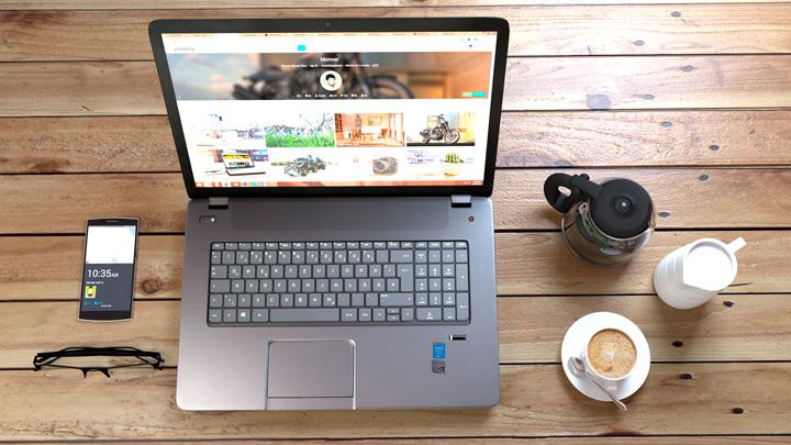 beneficios de tener una página web